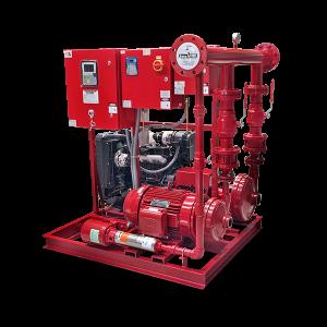 Sistema Contra Incendios AquaFire Triplex
