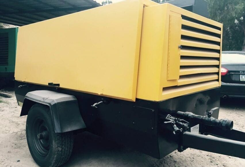 Compresor Atlas Copco 375