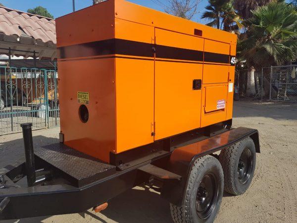 Generador Multiquip Whisperwatt 45