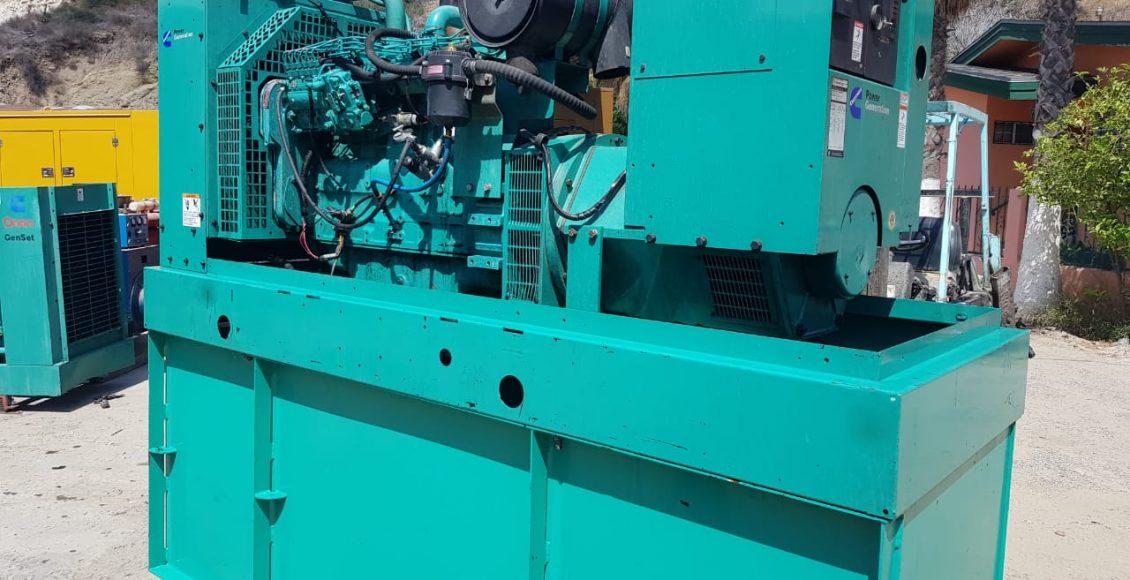 Generador Onan 125