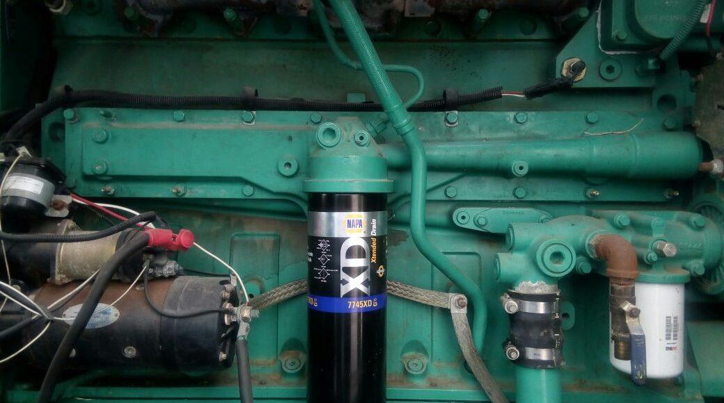 Generador Onan 450