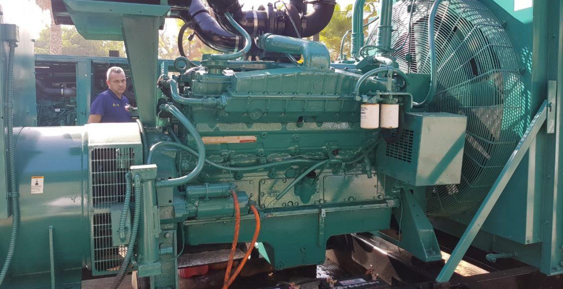 Generador Onan 600