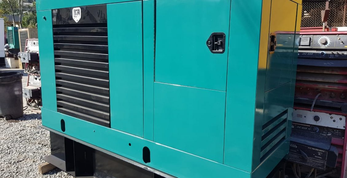Generador Onan 80