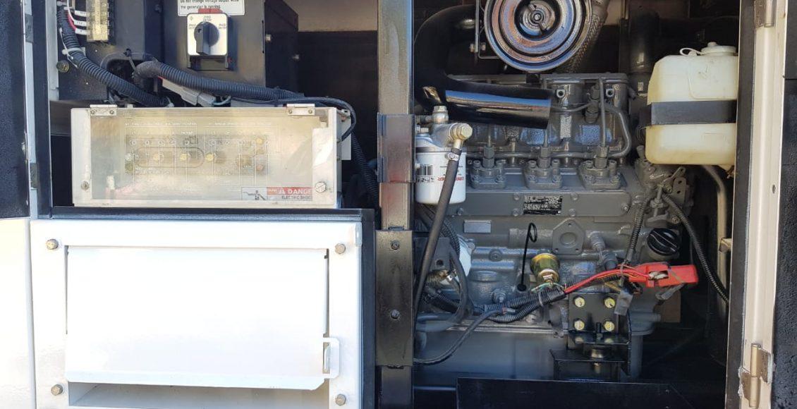 Generador Shindaiwa 20