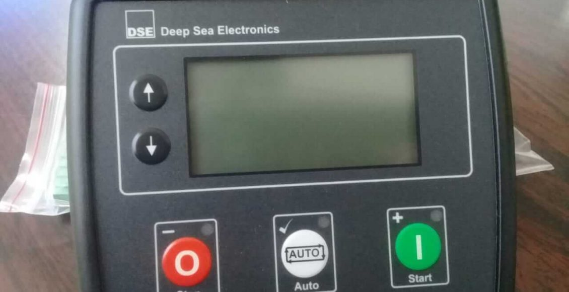 CONTROLADOR ELECTRÓNICO DSE4520